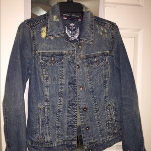 Tommy Hilfiger Blue Jean Jacket